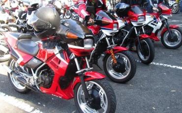 HONDA MVX250F 宮ヶ瀬ミーティング2014 NS・MVX合同ミーティング夏の陣