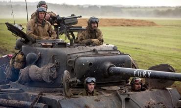 フューリー 戦争映画 FURY Brad Pitt