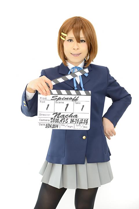 平沢唯/制服・冬(けいおん!)