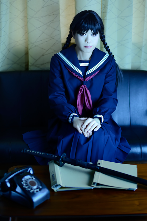 小夜/セーラー服(BLOOD THE LAST VAMPIRE)