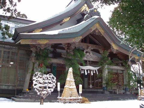 三吉神社1