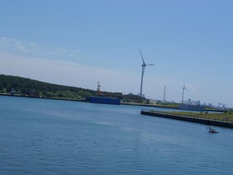 能代港14