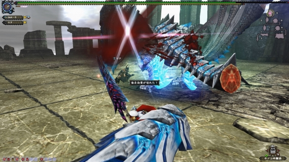 闇剣ゼル2