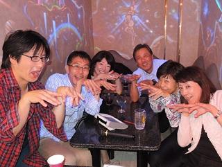 20140927 中島塾「カラオケ02」