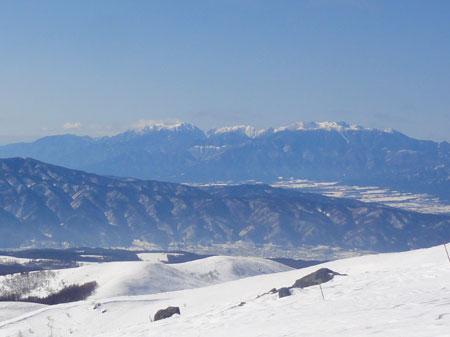 スキーは楽しい!1