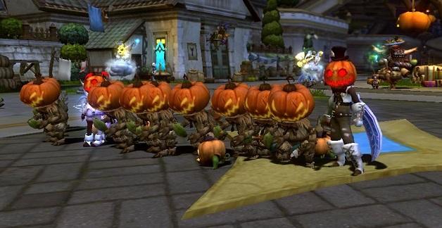 DN 2013-11-19 ハロウィンパーティー