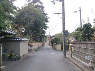 柳生街道10