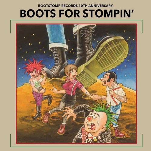 BOOTS FOR STOMPIN