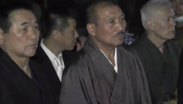 山口組・司忍組長の初詣動画が何故かYoutubeにアップロードされる