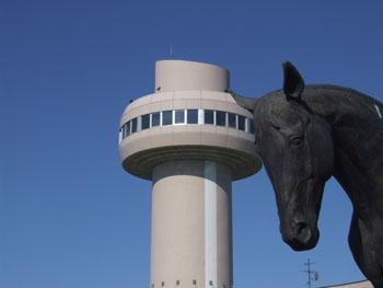 20140323_優駿の塔とハイセイコー
