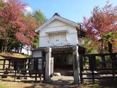 10月末の蔵座敷(ブログ用)