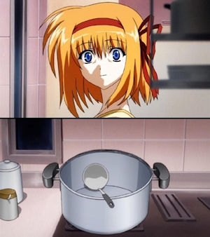 恐怖の空鍋