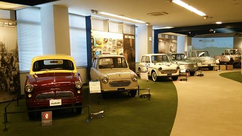 0750 スズキ自動車歴史館
