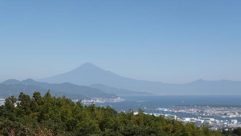 0757 日本平からの富士山