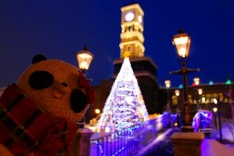 札幌からくり時計塔