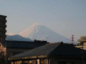 長泉からの富士山