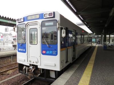 松浦鉄道MR-600形気動車