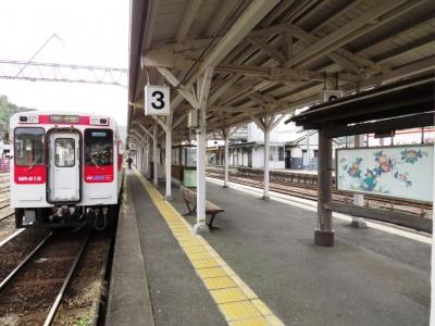 松浦鉄道有田駅