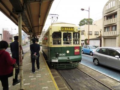 長崎電気軌道300形電車