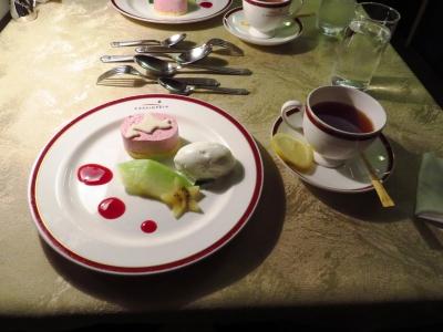 カシオペアフランス料理デザート