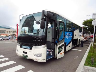 函館駅JR列車代行バス
