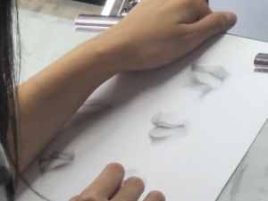 鉛筆描写3