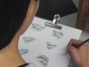 鉛筆描写2