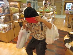買い物大好き