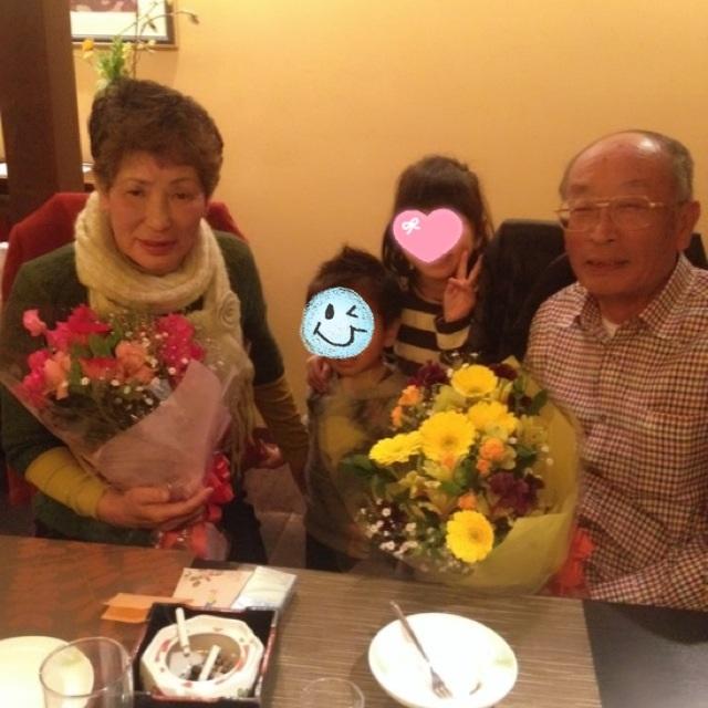 2014.3.20古希お祝い①