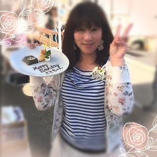 2014.5.17勝川弘法市②お誕生日ケーキ