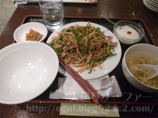 チャイナ厨房TINGTANGTANGの日替りランチ051