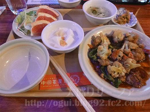中華茶房8新宿店ランチ食べ放題おかわり自由021