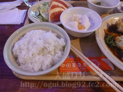 中華茶房8新宿店ランチ食べ放題おかわり自由023