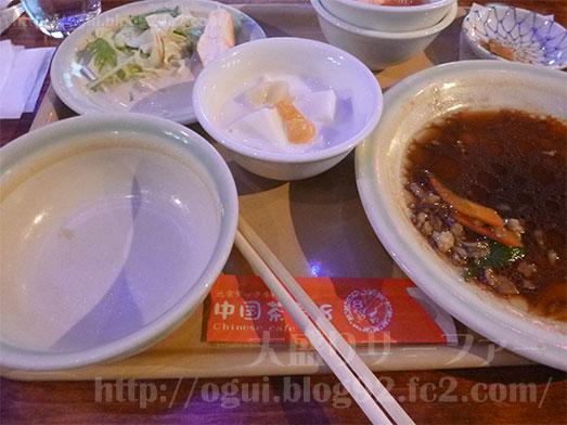 中華茶房8新宿店ランチ食べ放題おかわり自由025