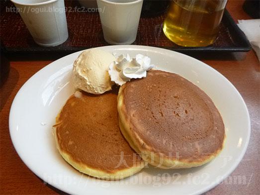 デニーズ葛西店でパンケーキ食べ放題033