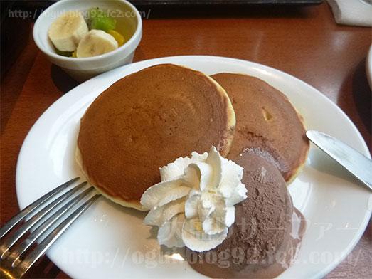 デニーズ葛西店でパンケーキ食べ放題039