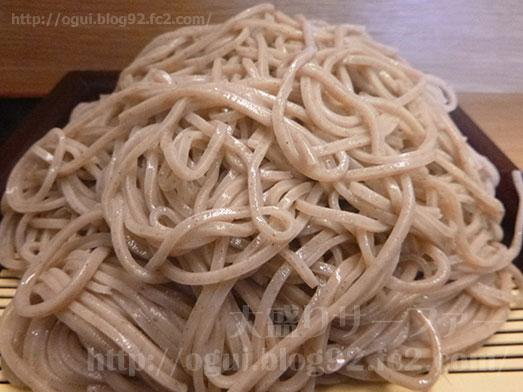 石臼生そば本陣鴬谷店もり蕎麦特盛り001