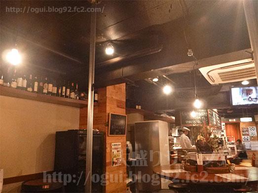 上野イタリアンバール・イルカドッチョでランチ012