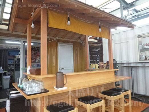 南房総の館山コンテナキッチン021