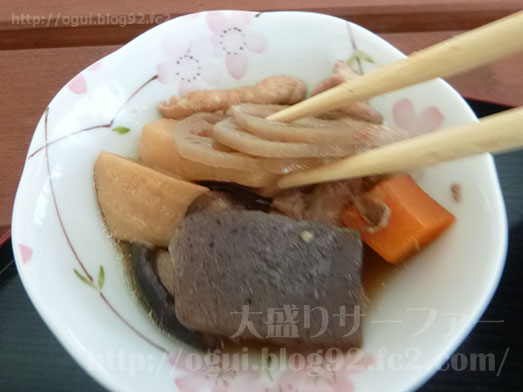 館山ランチコンテナキッチンで豚丼大盛り047