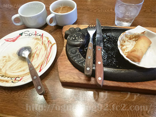 トマト&オニオン我孫子店ランチカレー食べ放題029
