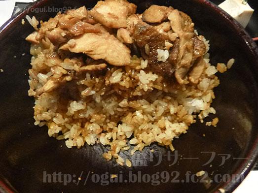 芝の鶏一代の名物きじ焼丼026