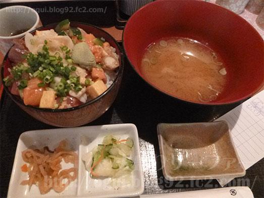 上野寄せ家のびっくり丼ランチ022