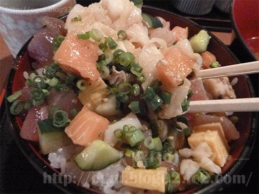 上野寄せ家のびっくり丼ランチ025