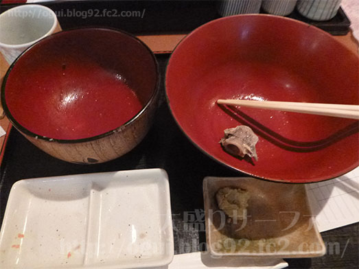 上野寄せ家のびっくり丼ランチ028