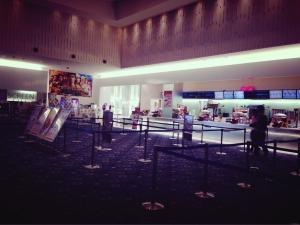 エアポ映画館