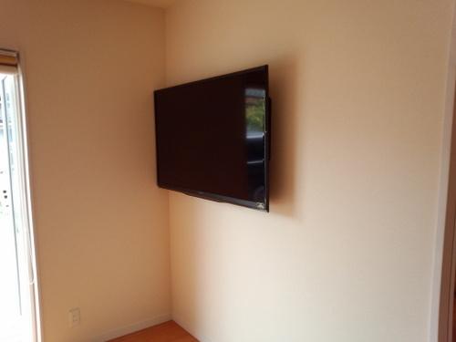テレビ壁掛け SANUS VLF311 TV シャープ LC-52W9
