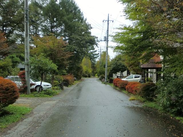 「大泉町」のヨーロッパのような住宅地