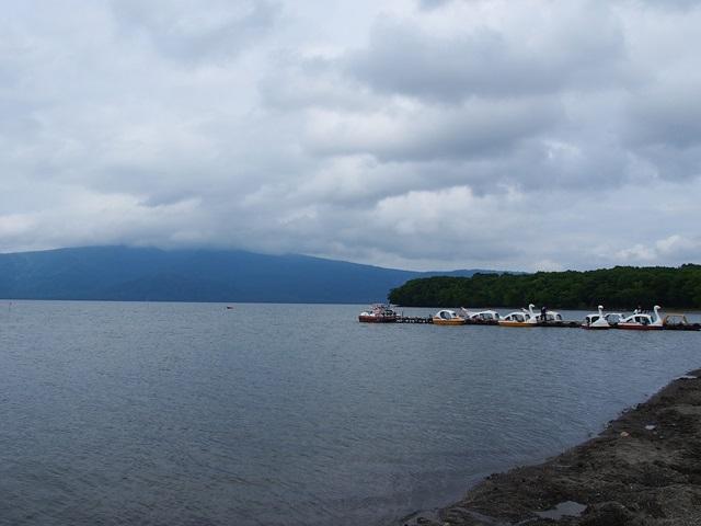 屈斜路湖の景色その1