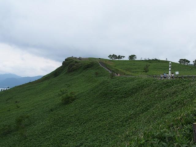 美幌峠にある展望台